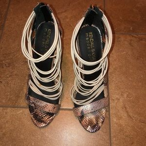 Kendall and Kylie madden girl High Heels